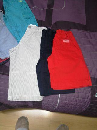 lote de pantalones niño