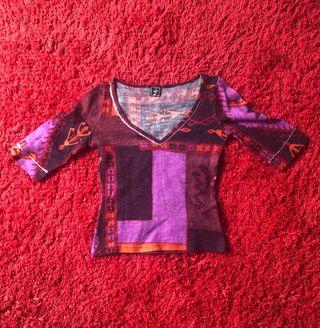 Camiseta Mujer Free Paris...tallaS