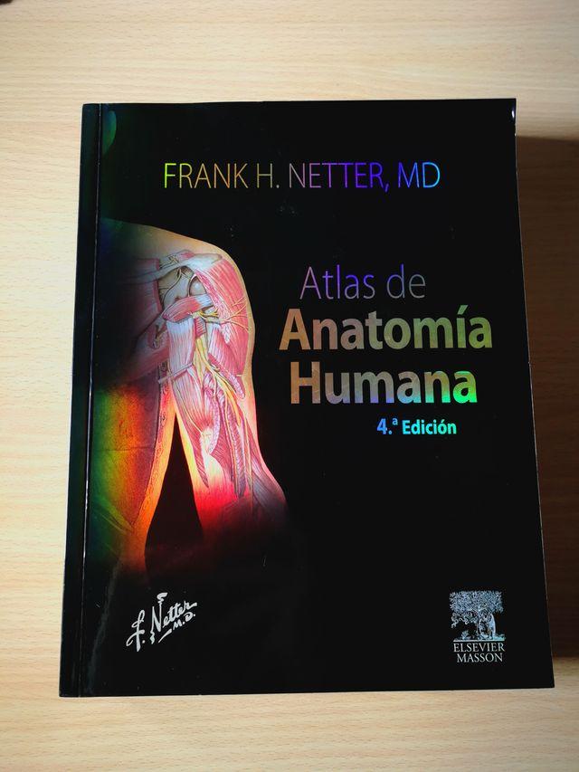 Atlas de Anatomia Humana Frank H. Netter de segunda mano por 50 € en ...