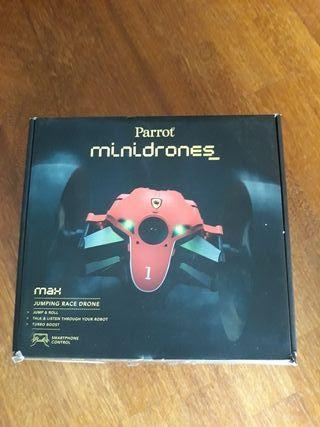 parrot jumping race mini drone Max
