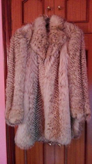 chaqueton de tejon