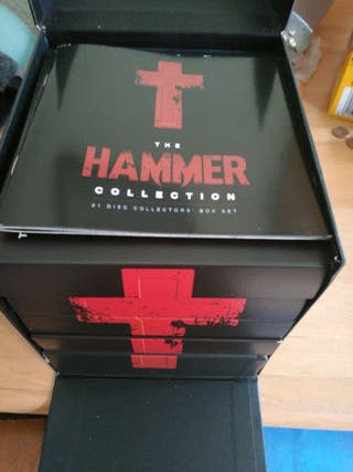 the hammer collection 21 dvds