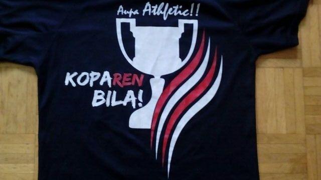 08f925d3dd019 Camiseta Athletic Club De Bilbao Personalizada de segunda mano por ...