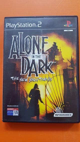 Juego PS2 Alone in the dark (the new nightmare)