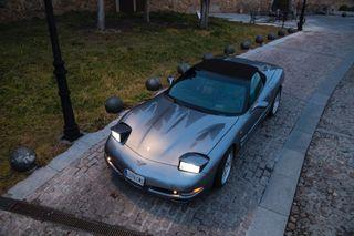 Corvette cabrio 50 aniversario