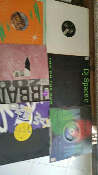 lote 100 discos vinilo italodance cantaditas 90s