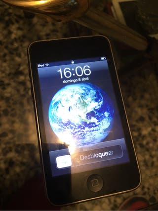 ipod touch 2G MB