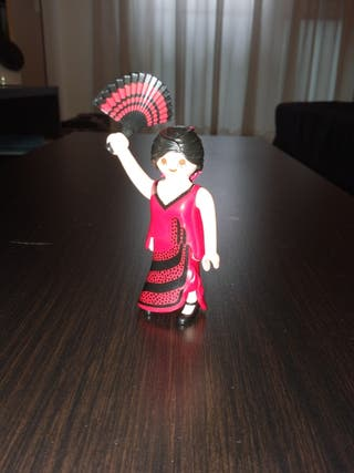 Playmobil Figures Serie 3 Flamenca