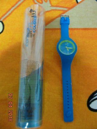 Reloj de silicona, nuevo