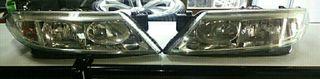 Focos Renault Laguna