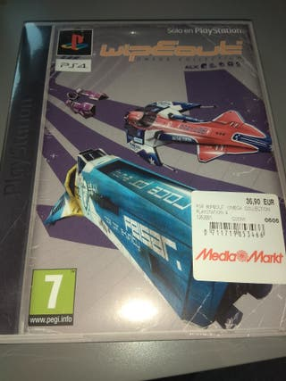 wipeout ps4