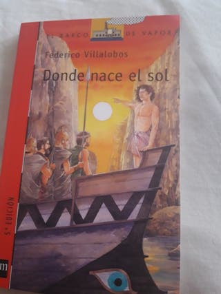Libro Dónde nace el sol