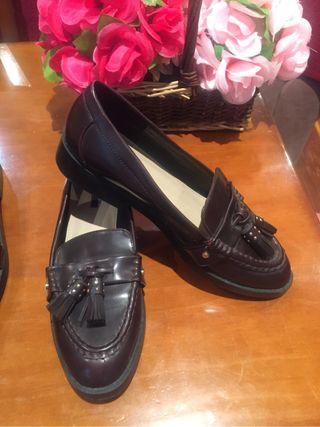 15 De Y Zapatos N°41 Mano Mujer N°42 Segunda Zara Por n0Nv8mw