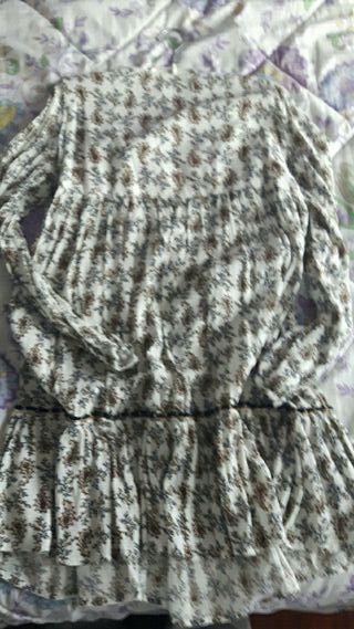 Vestido de niña de Zara.Talla 11-12