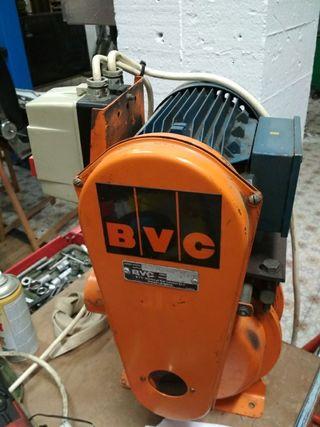 motobomba de aire electrica
