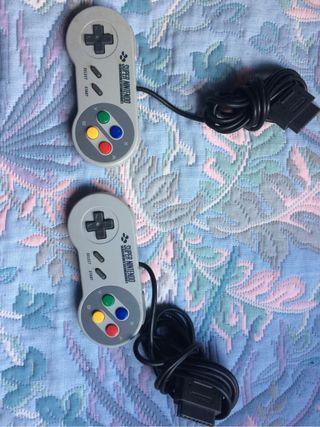 Mandos Snes Nintendo