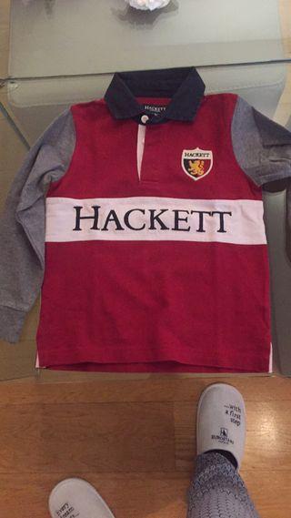 polo niño Hackett 5-6