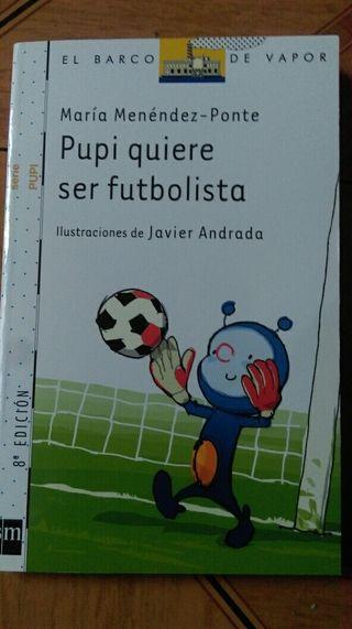 Pupi libro