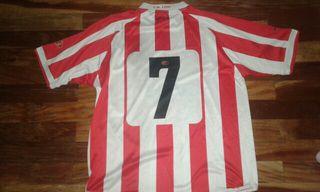 camiseta LOIU futbol