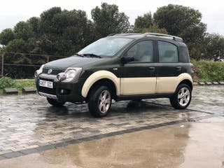 Fiat Panda 4x4 cross multijet