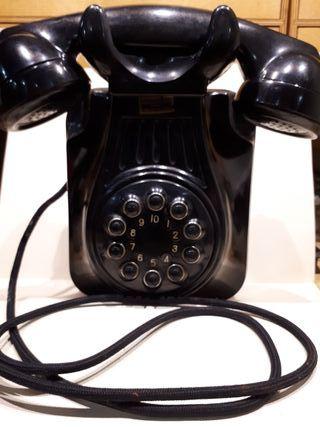 TELEFONO ANTIGUO STANDAR ELECTRICA