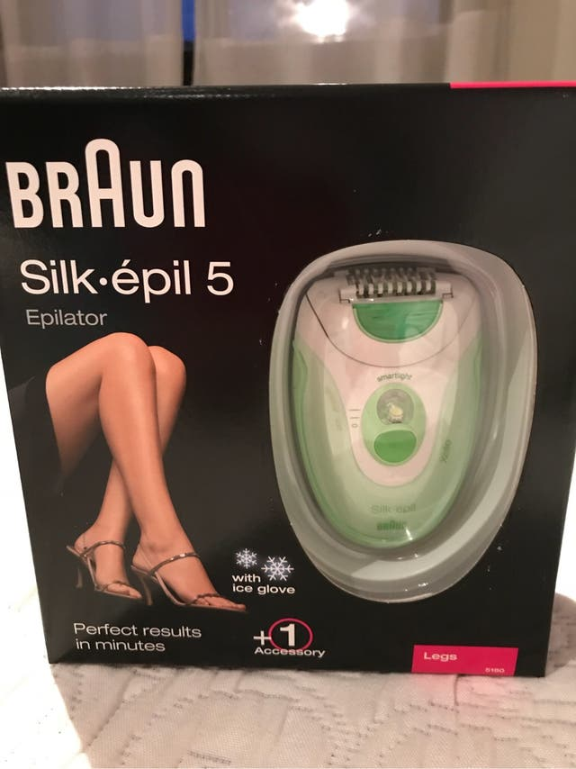Depiladora braun silk.epil 5