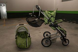 silla de paseo y grupo 0