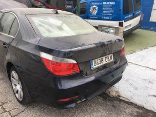 Caja de cambios BMW 530d e60 hp26