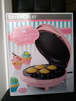 máquina para hacer mini magdalenas cupcakes