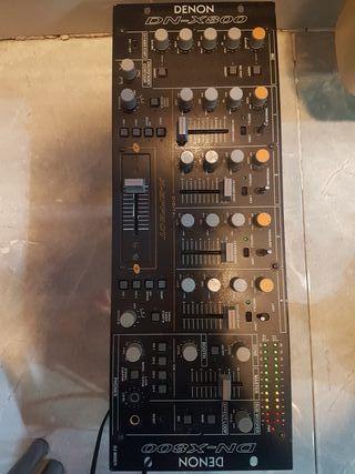 mesa de mezclas DENON DN -x 800