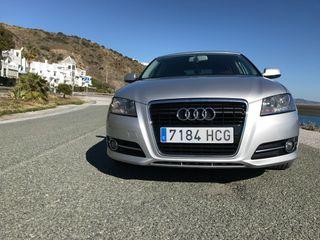 Audi A3, sportback, impoluto, muy bien cuidado,