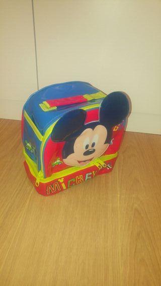 Bolsa de merienda Mickey Mouse