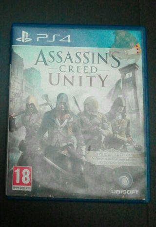 juegos ps4 Assasin Creed
