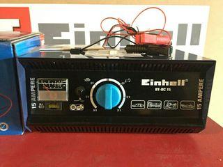 Cargador de baterias Einhell BT-BC 15