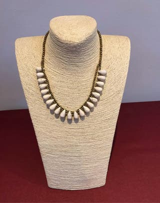 Collares piedra natural handmade new