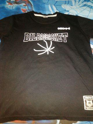 Camiseta del Bilbao Basket