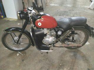 Ossa 125 Año 1957
