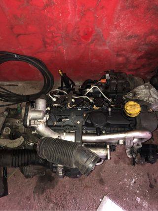 Despiece Motor Renault 1500