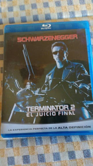 Pelicula Terminator 2