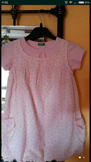 Lote ropa Benetton 2 años