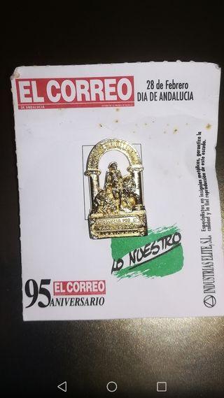 Ping escudo de Sevilla.