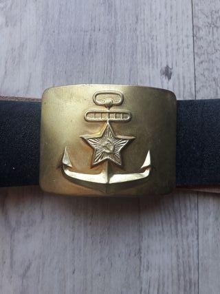 Cinturón ruso marino militar