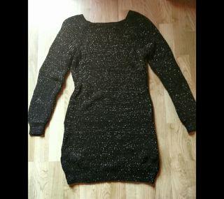 Jersey largo vestido