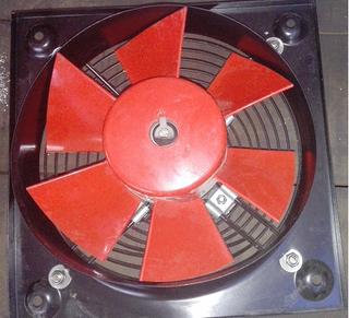 ventilador extractor de pared