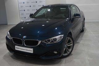 BMW Serie 4 Cabrio 420D Automático 184cv Mod F33 EU 5