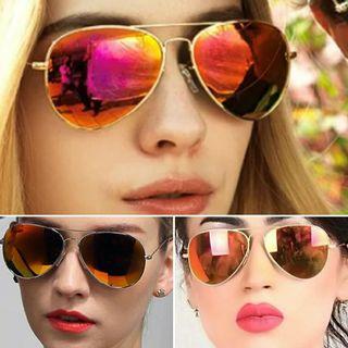 3x2 Gafas de sol espejo