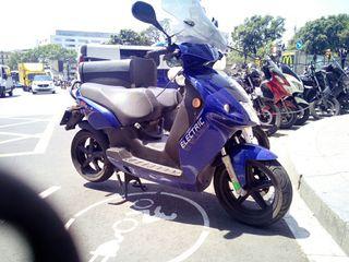 Moto electrica Govecs