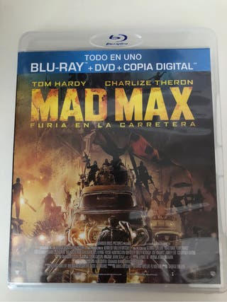 Blue ray MAD MAX