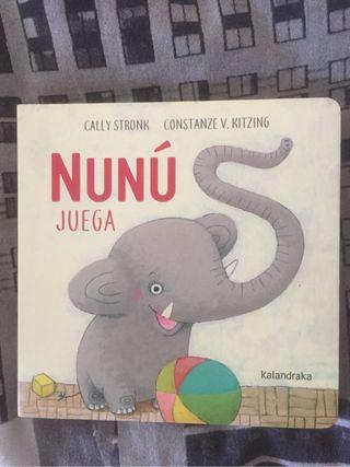 Libro de imágenes para niños
