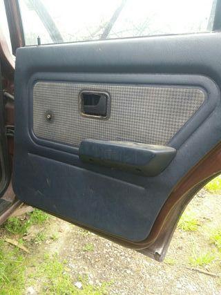paneles traseros bmw e30 4 puertas